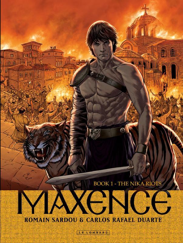 Maxence v1-v3 (2014-2017) Complete