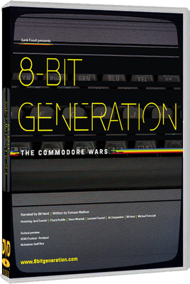 8 Bit Generation: The Commodore Wars (2016) DVD5 Custom 1:1 Ita Sub TRL